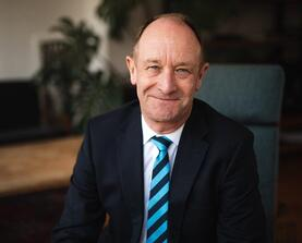 (small) BryanThomson Managing Director Harcourts New Zealand