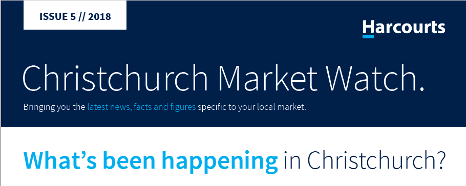 Christchurch Market Watch June 2018