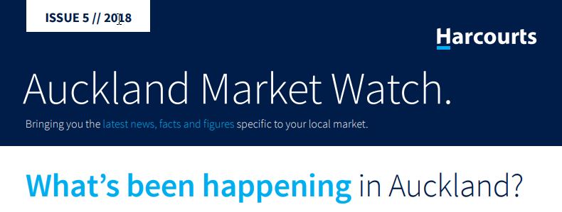 Auckland Market Watch June 2018