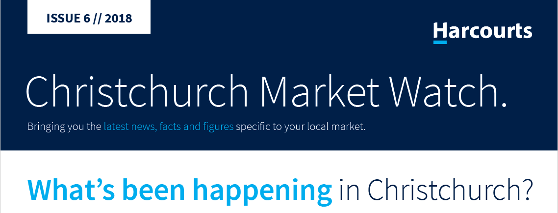 Christchurch Market Watch July 2018