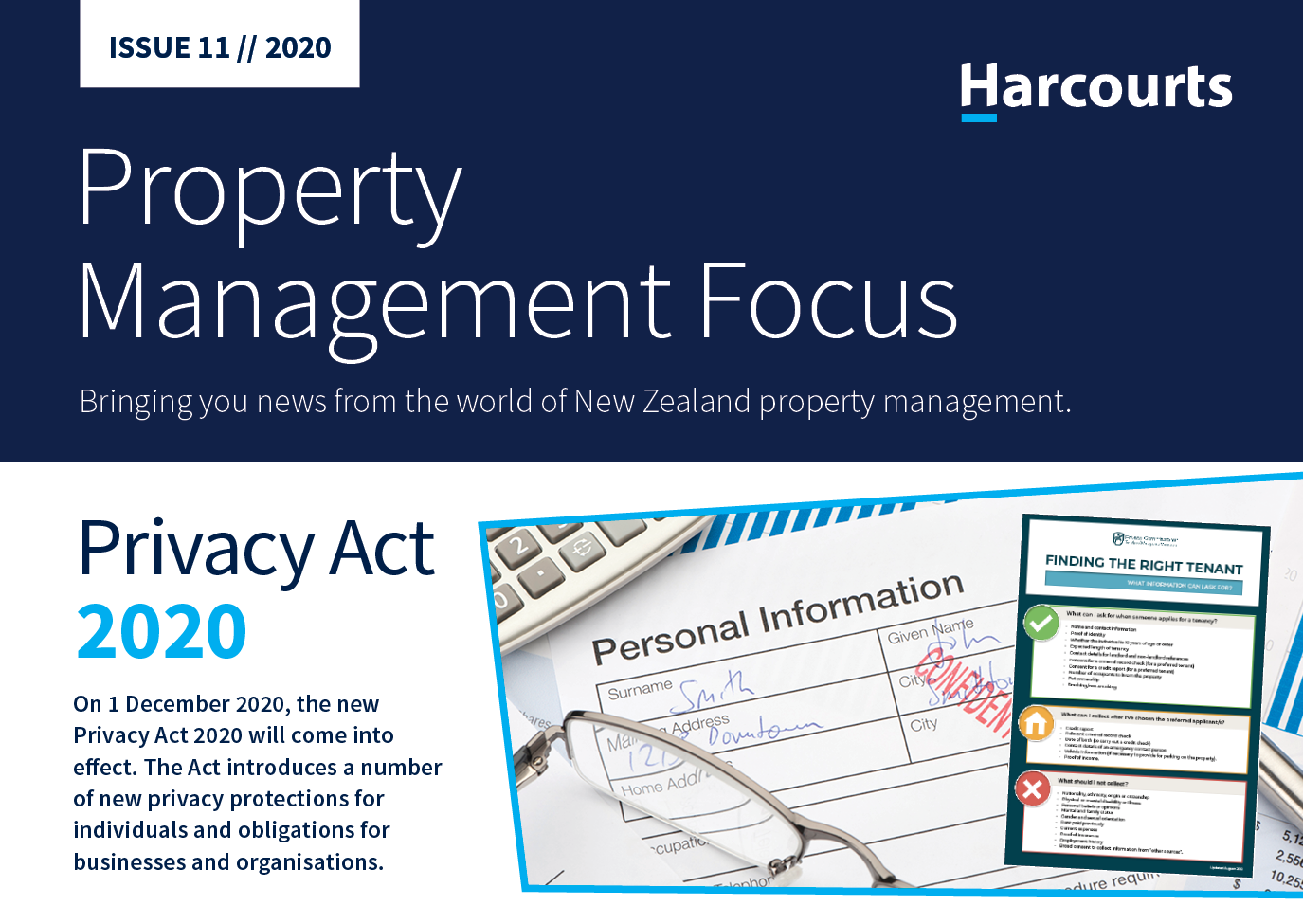 Property Management Focus November 2020