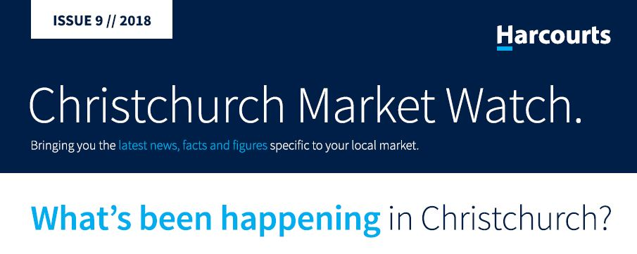 Christchurch Market Watch October 2018