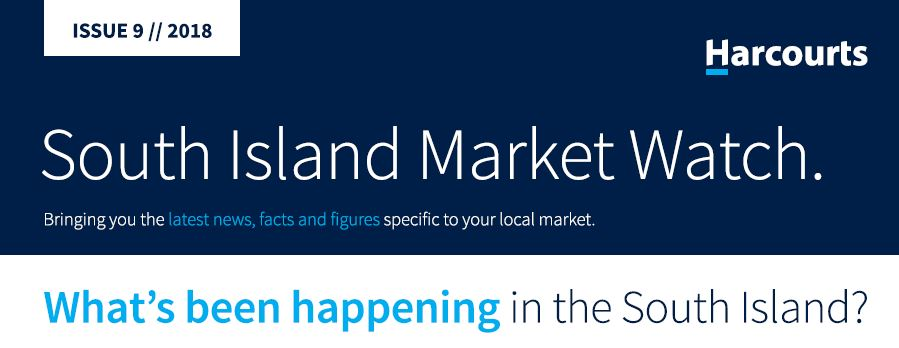 South Island Market Watch October 2018
