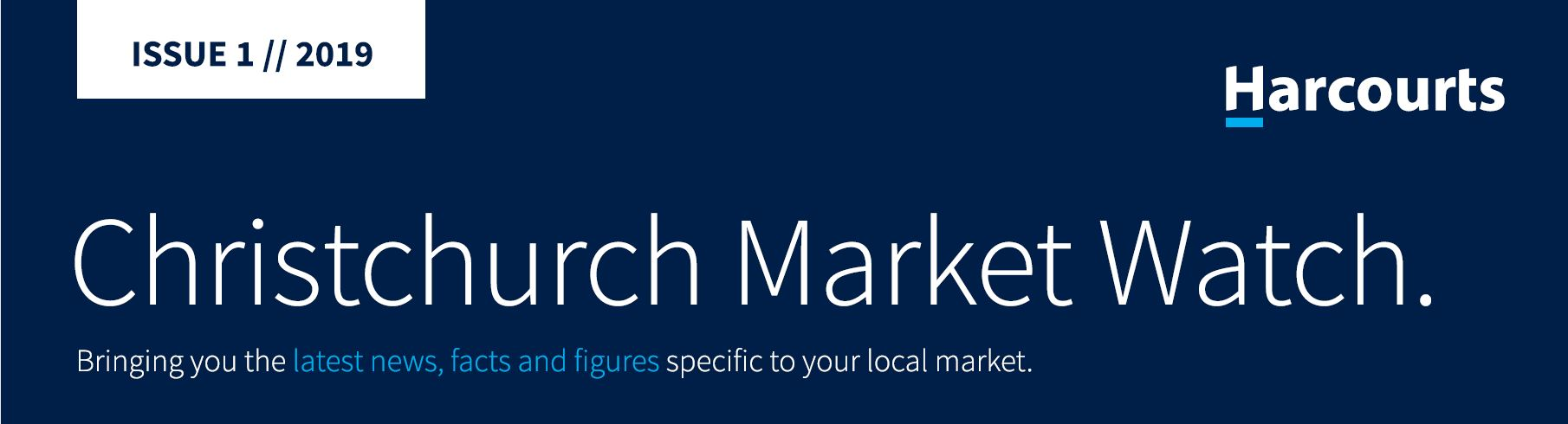 Christchurch Market Watch December 2018