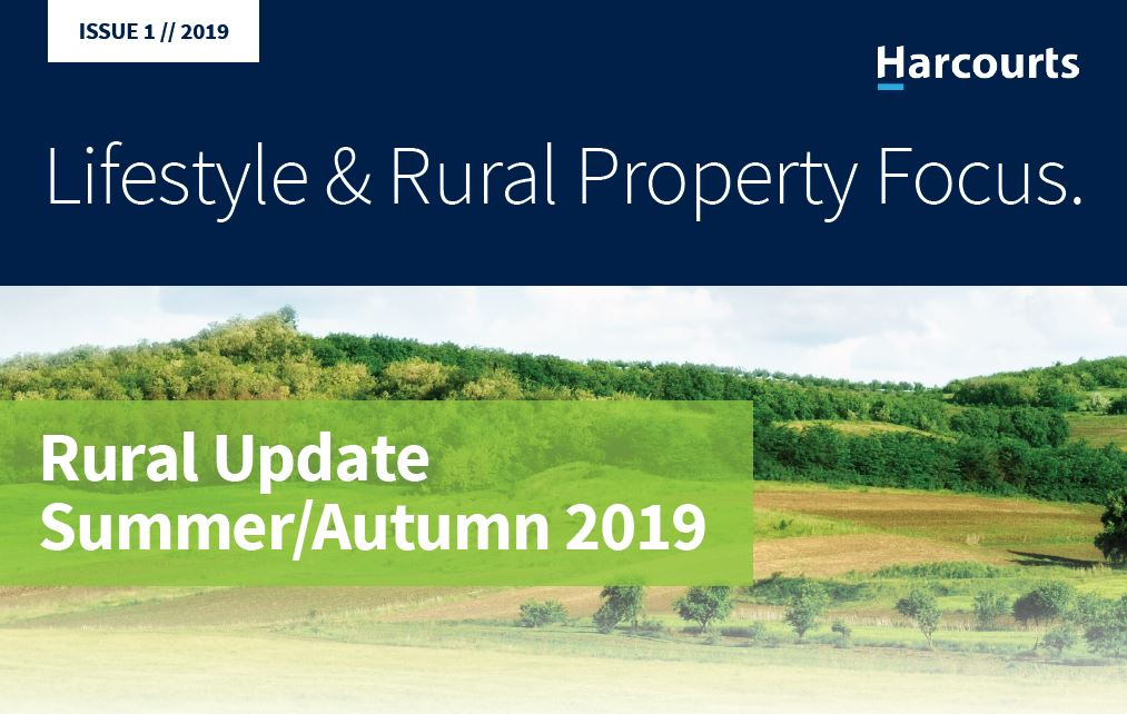 Lifestyle & Rural Newsletter Summer 2019