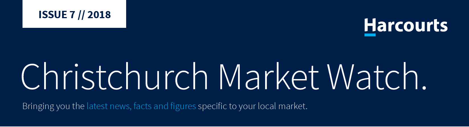 Christchurch Market Watch August 2018