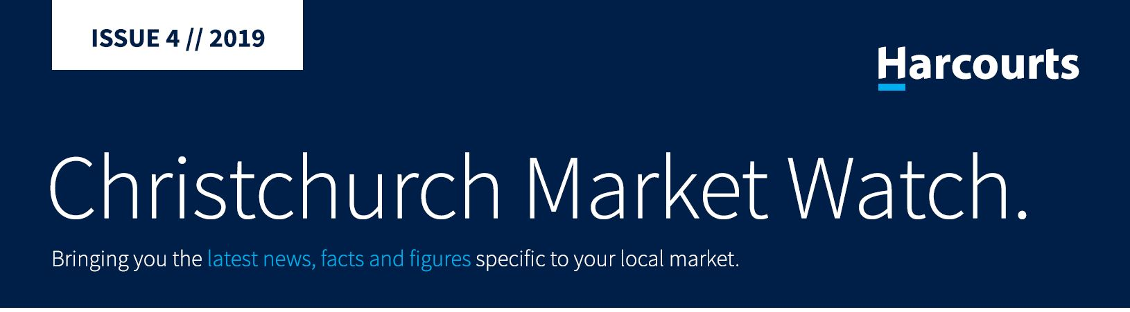 Christchurch Market Watch March 2019