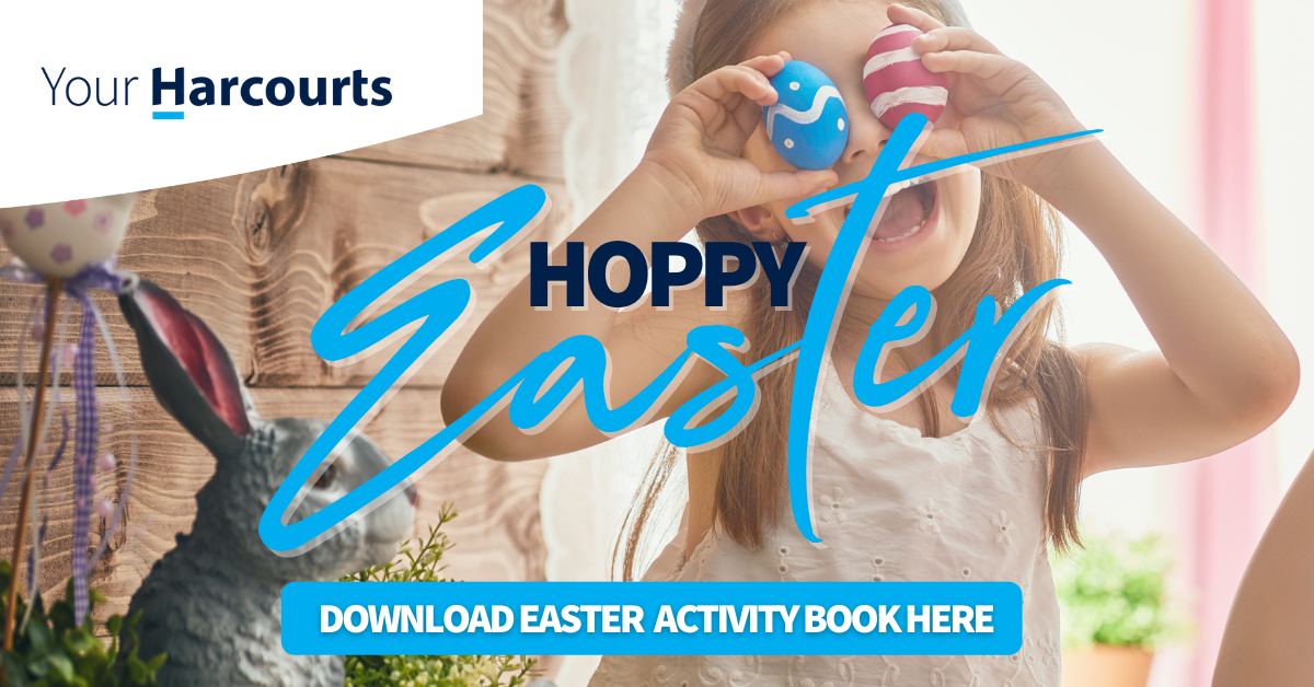 Hoppy Easter from Harcourts