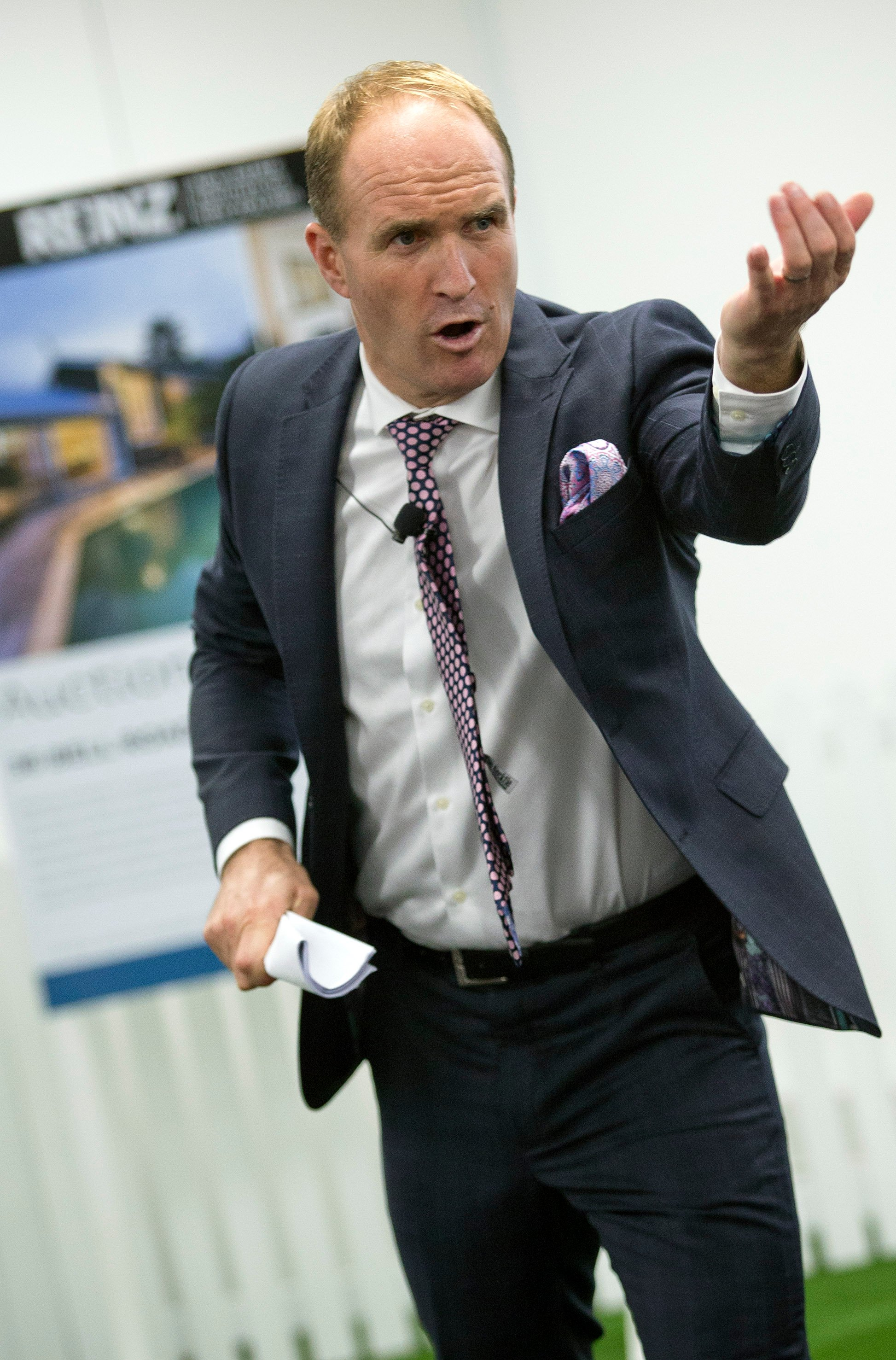 Sold! Harcourts auctioneers top the charts