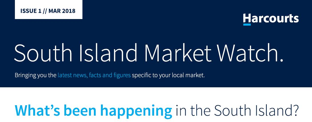 South Island Market Watch- February