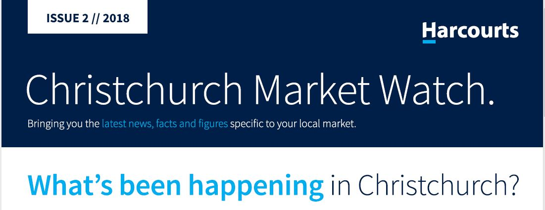 Christchurch Market Watch April 2018