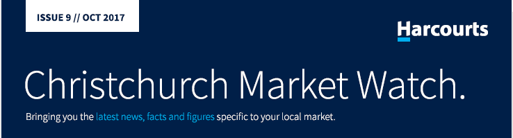Christchurch Market Watch October 2017