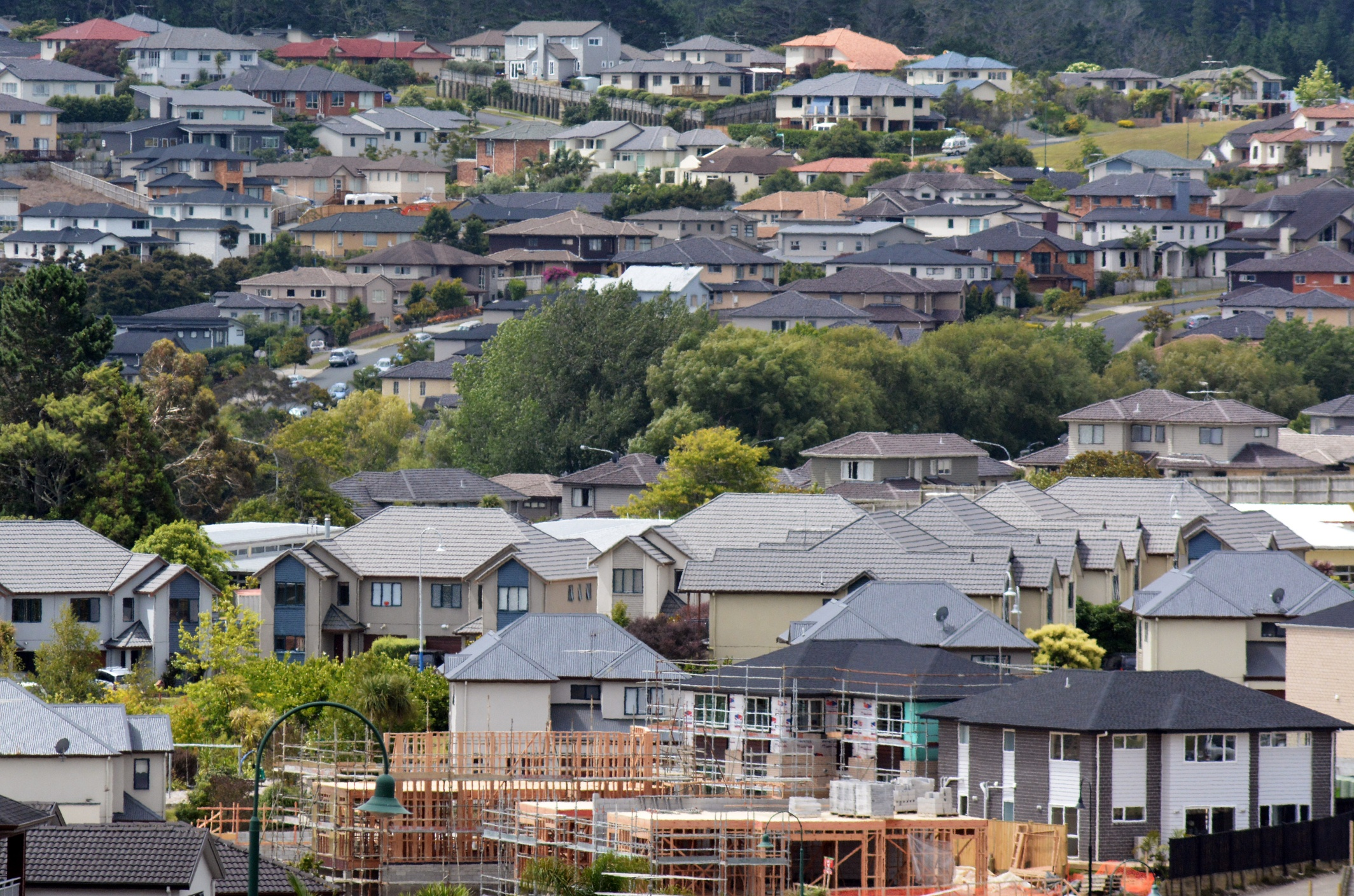 Auckland houses needed, but where is the infrastructure?