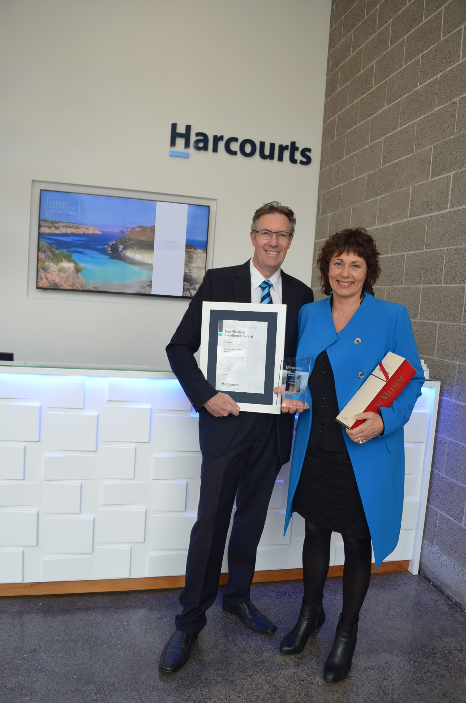 St Heliers beckons for Harcourts JK Realty Group