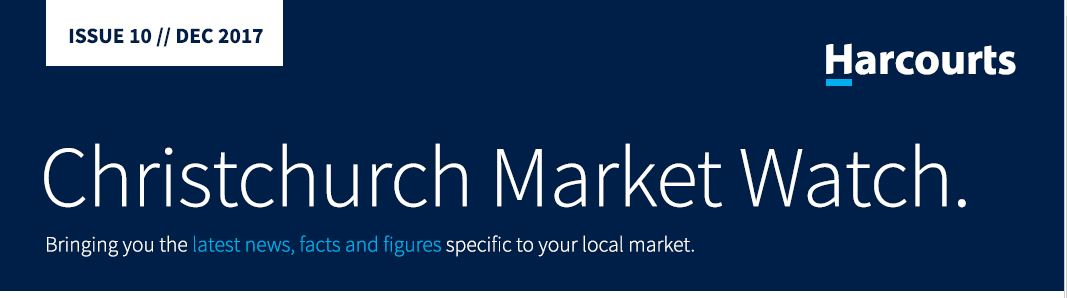 Christchurch Market Watch November 2017