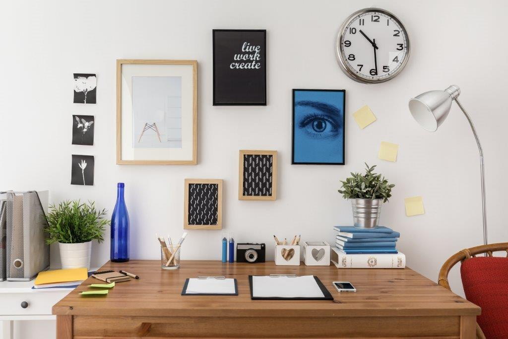 Create a home office to increase your sale price