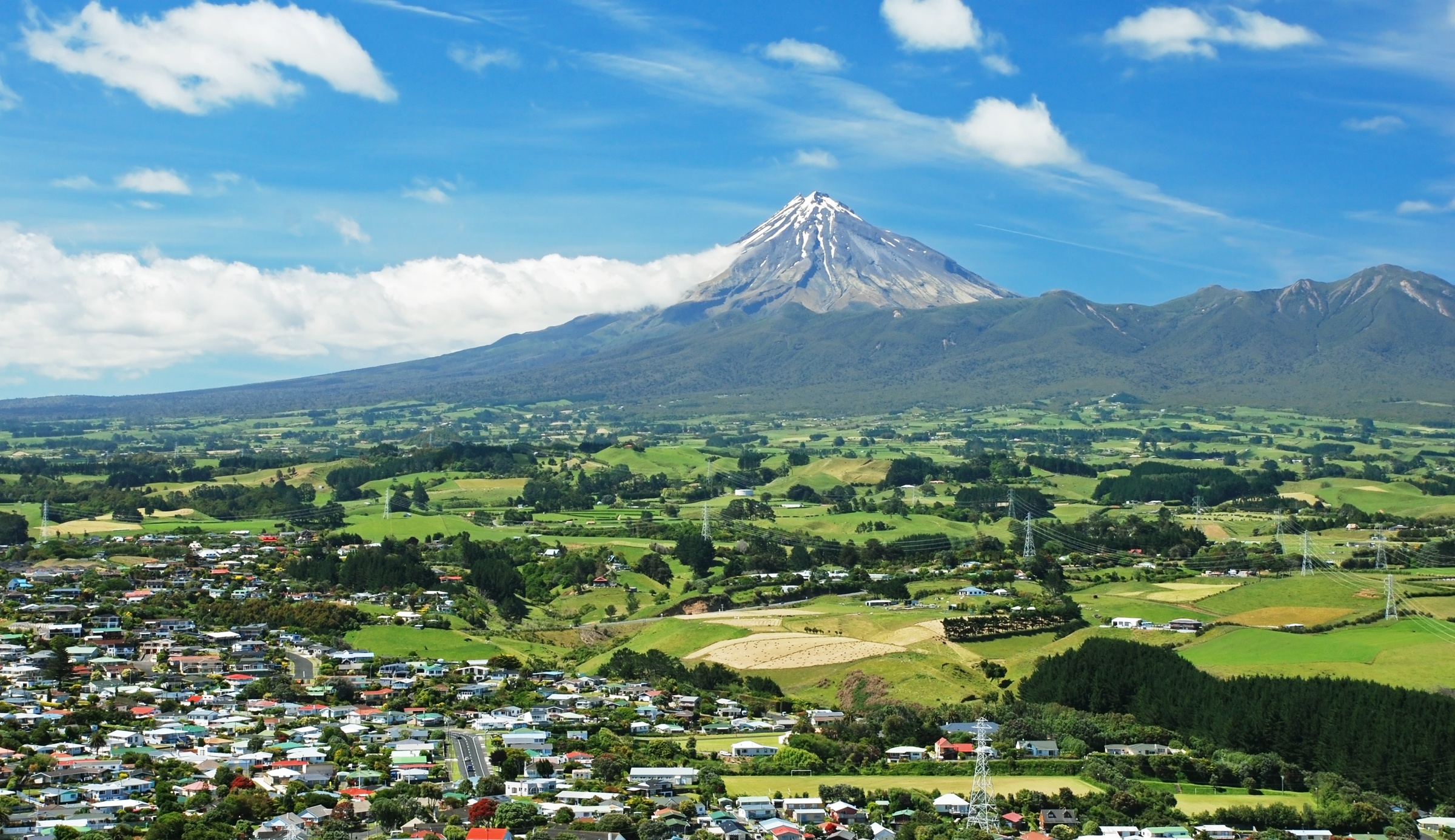 Taranaki - cooking with gas