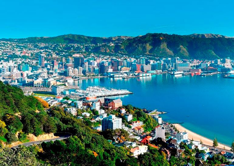 Wellington - what a great place to live