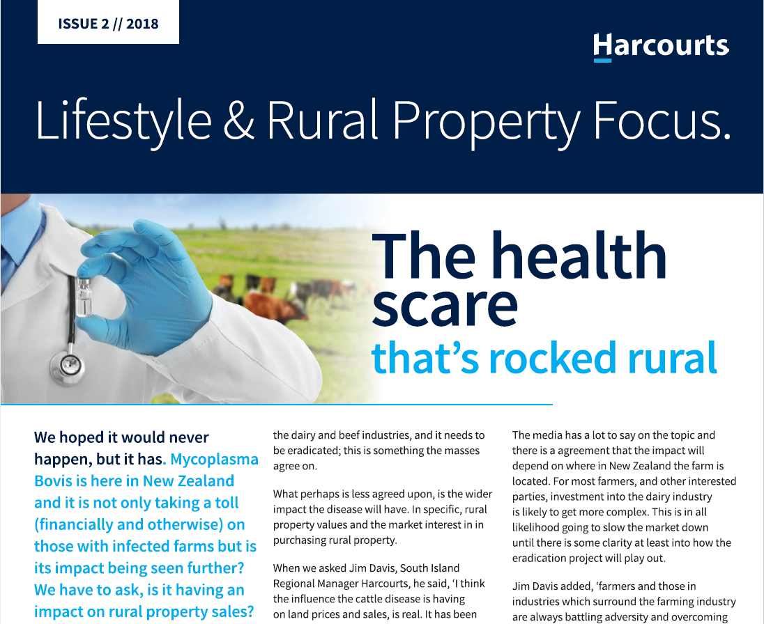 Lifestyle Rural Property Focus - Winter 2018